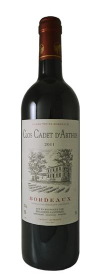 Clos Cadet d'Arthus - Bordeaux